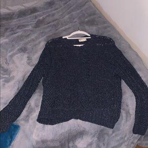 RALPH LAUREN demin & supply sweater!